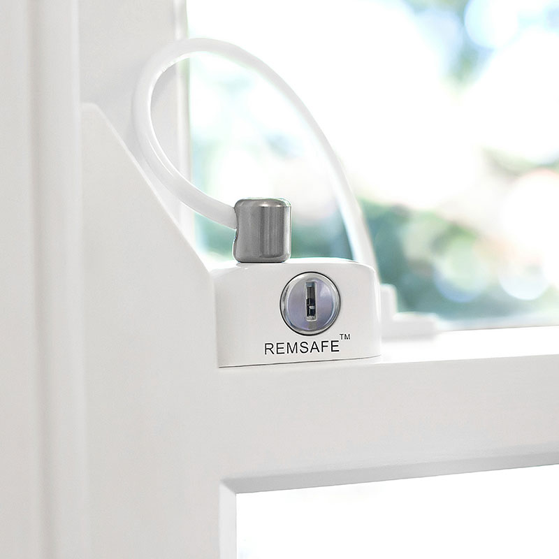 Bolt Head Types >> Remsafe Cable Lock window restrictor
