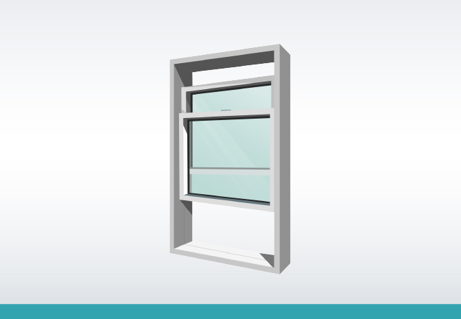 Window Types - Double Hung | Remsafe Window Locks